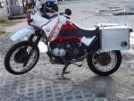 BMW R100 gs parijs dakar